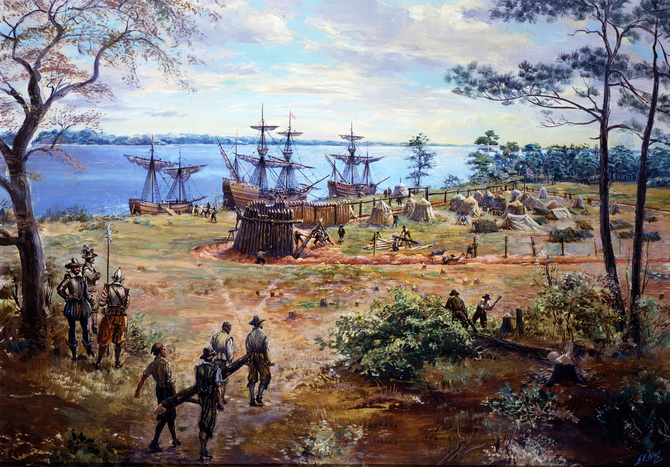 The Geography Of The Middle Colonies