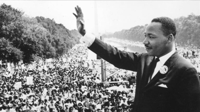 martin luther king's declaration of independence The focus of this article will be on martin luther king's  the us declaration of independence  king civil rights leader and peace advocate.