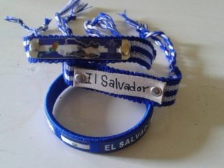 My father gave this pulsera to me 2 years ago when he visited from El Salvador.