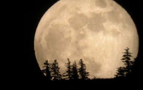 Biggest Super Moon In 68 Years.