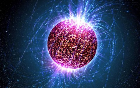 Wired Physics Warps Nearby Star's Light
