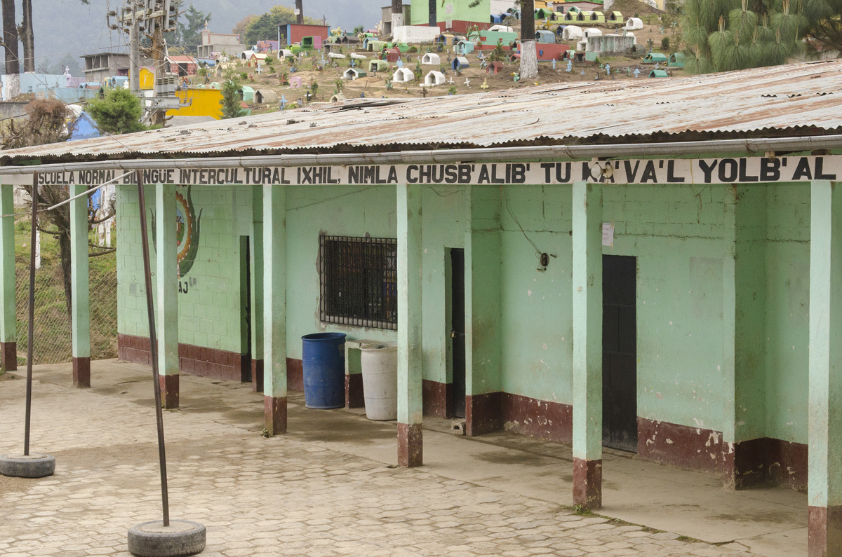 Image result for school buildings in guatemala