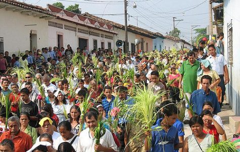 Salvadoran Easter Hope in the Face of Deportation Fear