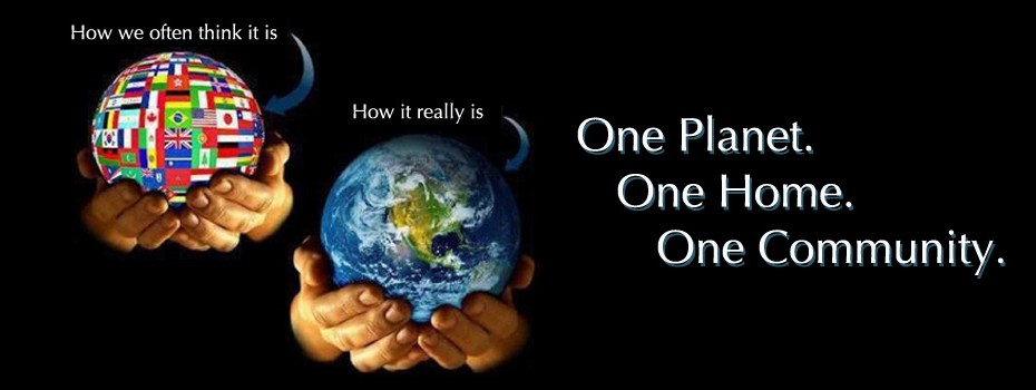 One World; how can you help?