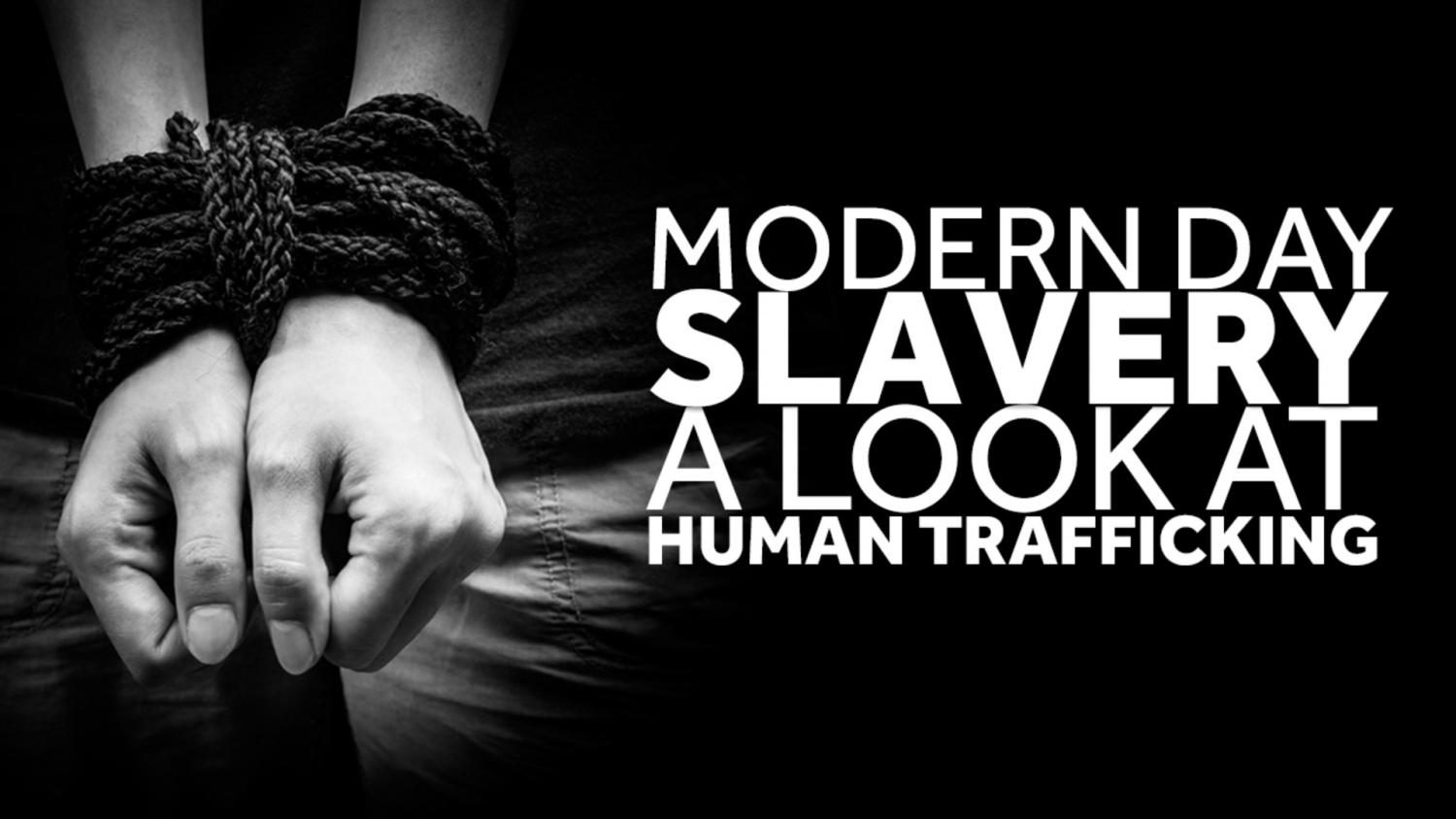 Stand Up to Human Trafficking