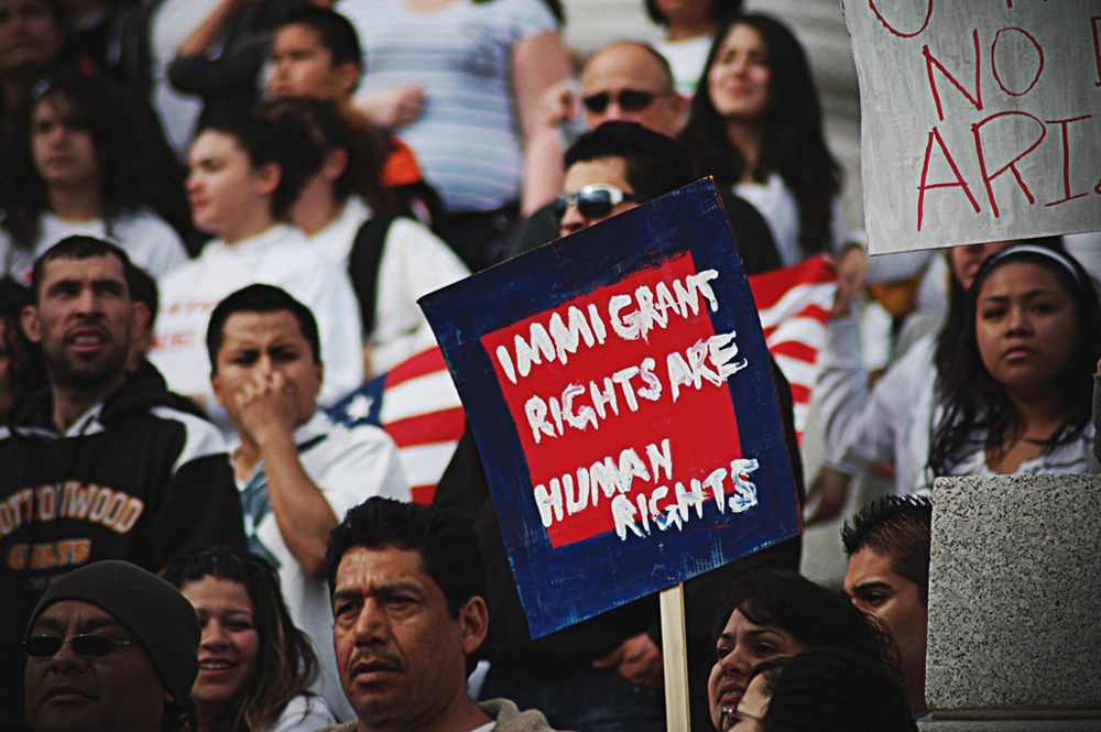 an introduction to the immigration of the hispanics in the united states The historic migration of millions of immigrants from mexico into the united states has made  the explosion of hispanics in the us  the state of immigration in.