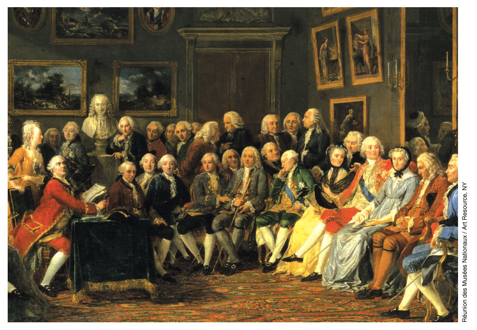 the thinkers and ideas of the enlightenment The declaration of independence draws heavily on the ideas of enlightenment thinkers such as john locke much of what jefferson wrote in the declaration comes direct from locke's ideas about government.