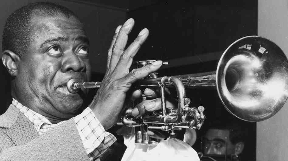 the contribution of louis armstrong in the jazz music The jazz movement has been linked to the civil rights movement here is a list of jazz musicians who used their music and celebrity to promote equality louis armstrong.