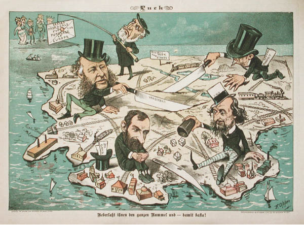 the industrial revolution of imperial nations The age of imperialism was fueled by the industrial revolution in europe and  the united states, and it profoundly influenced nation building efforts in japan.
