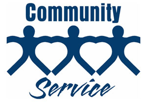 Community Service/Volunteering Ideas