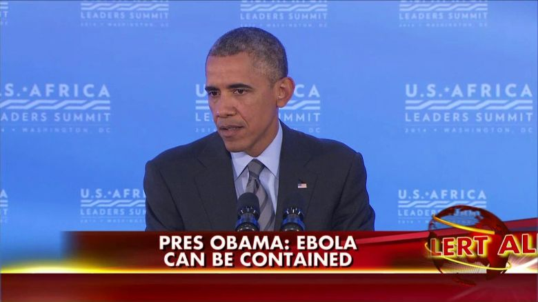 Obama+Appoints+Ron+Klain+as+Ebola+Czar