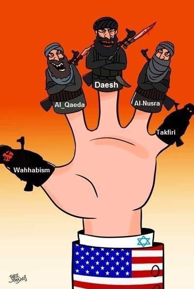 US  Wont Fight Terror Alone
