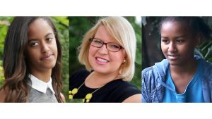 Elizabeth Lauten resigned over criticism of Obama daughters