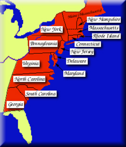 differences and the similarities of the colonies of massachusetts and virginia Differences between the chesapeake bay and new england england colonies (more importantly massachusetts new england and chesapeake colonies in virginia.