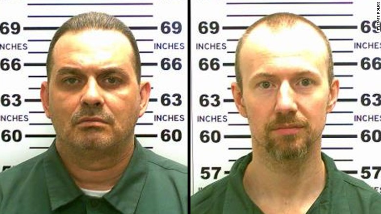 Convicted+Killers+Escape+in+NY