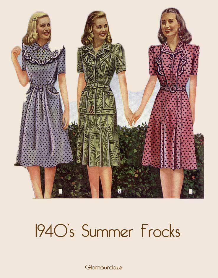 Women S Fashion In The 20th Century Mountain View Mirror