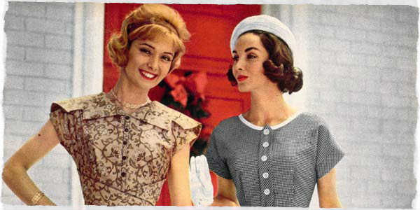 Women's Fashion In The 20th Century