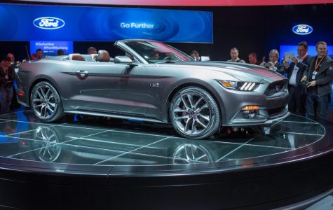 Get HIPPED to the new 2015 FORD MUSTANG