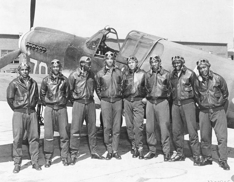 Contributions minorities made to help the United States win World War II.