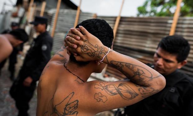 Gang+infection+in+El+Salvador