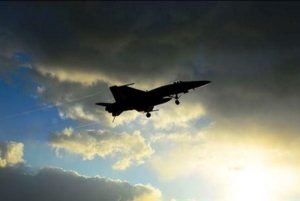 American-pilot-killed-after-FA-18-Hornet-fighter-jet-crashes-near-British-air-base