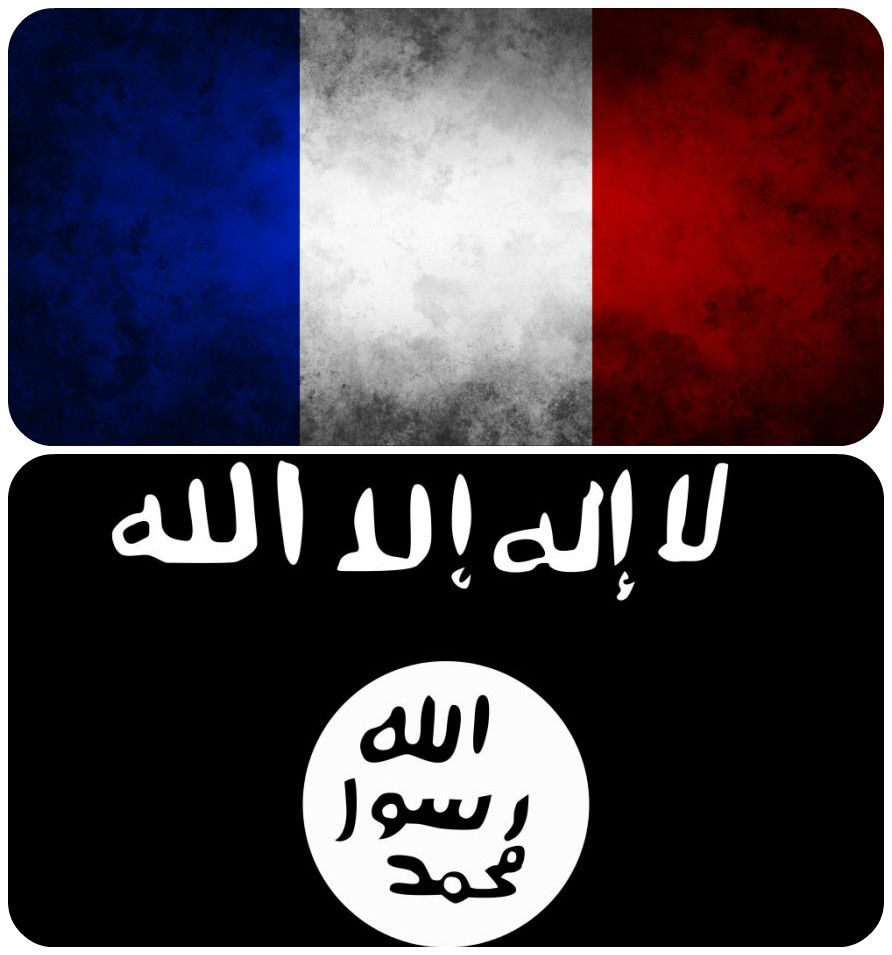 France is committing to destroy the Islamic State group