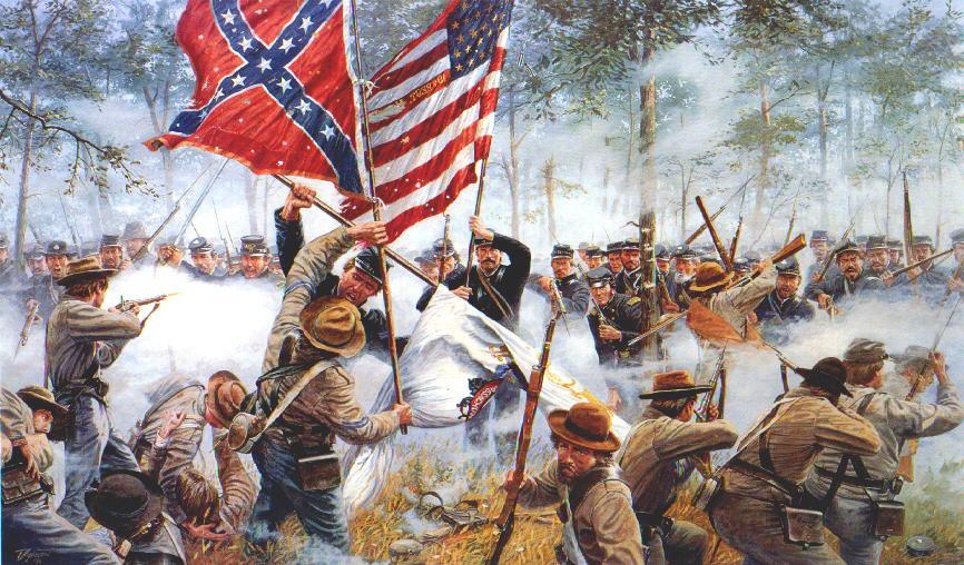 The+Battle+of+Gettysburg+%281863%29