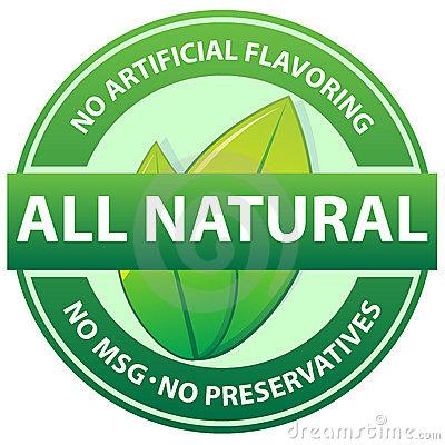 All Natural Food Lies?