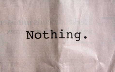 """""""THE NOTHING THAT IS"""" Book Review"""