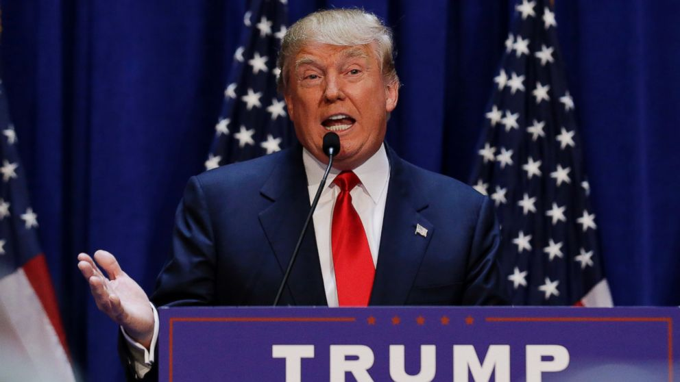 Trump's insensitivity toward Paris attacks