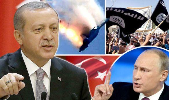 NATO calls Turkey and Russia to show self-control