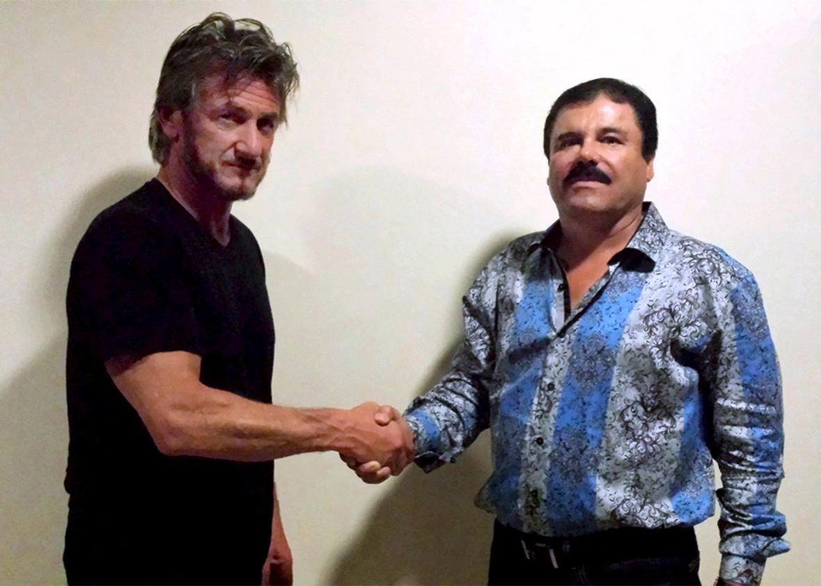 Sean Penn on El Chapo Scoop: My article failed