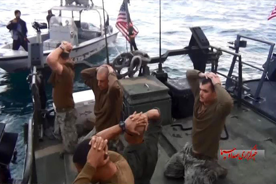 10+U.S+Sailors+Released+from+Iran