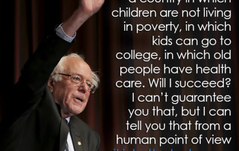 Why is Sanders important?