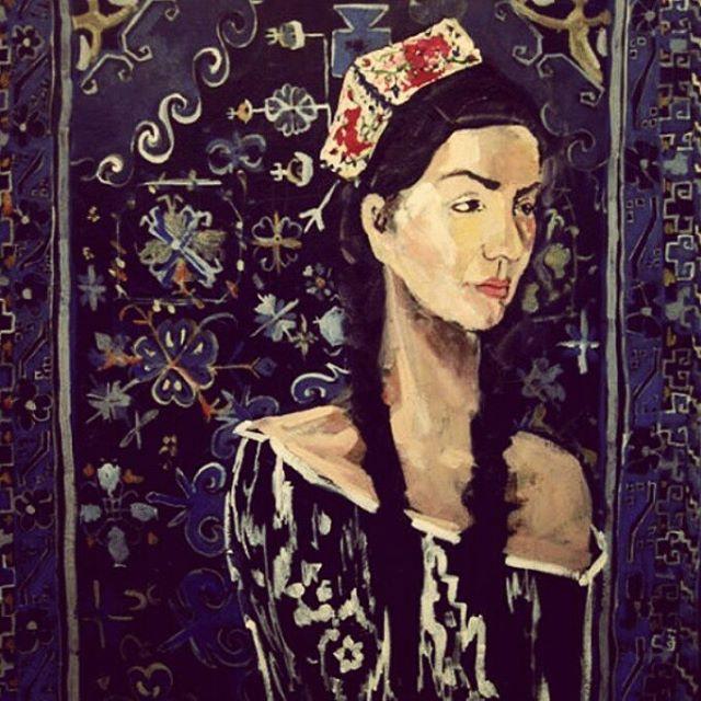 Art+of+Uyghur