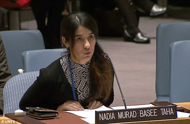 Who is Nadia Murad and is the world listening?