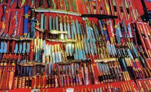 UYGHUR TRADITIONAL POCKET KNIFE