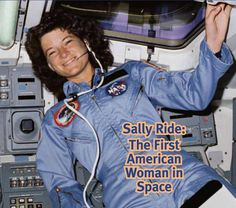 An American Woman Inspires in Space
