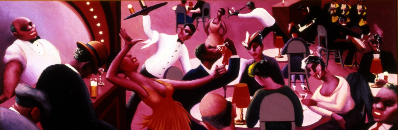 a glimpse at the harlem renaissance Reviewing harlem renaissance: five novels of the 1920s edited by rafia zafar  inviting a brief glimpse at sights on either side of the aisle in some ways that is.