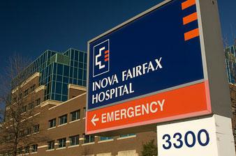 Inova Hospital Trauma Center; A Field Trip of Hope