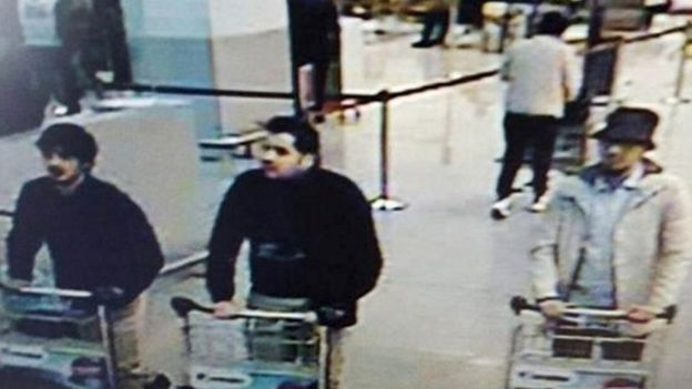 Two Brothers in Brussels bring Terror