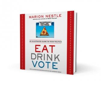 """""""EAT DRINK VOTE"""""""