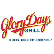 GLORY DAYS GRILL EAT FOOD TO RAISE $$$$$$$$$