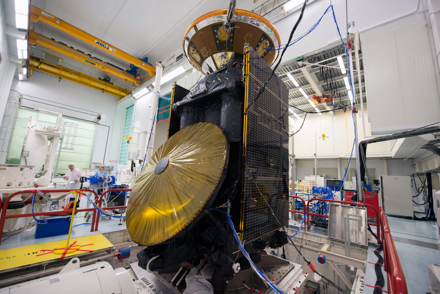European+Space+Agency+launches+ExoMars+2016%21