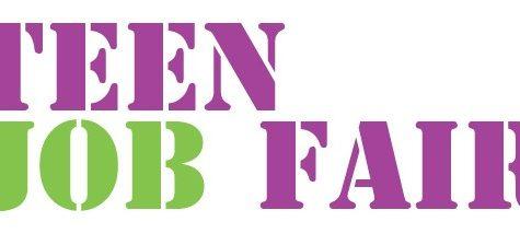 Western Fairfax Teen Job Fair Saturday April 23, 2016