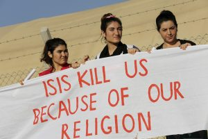 Christian Yazidi Women in Iraq