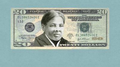 Harriet Tubman on the$20 Bill