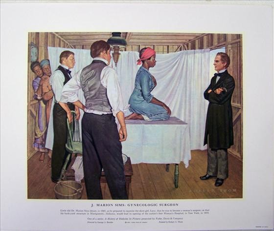 Medical Experiments on Slaves in Virginia and Other Parts of the South