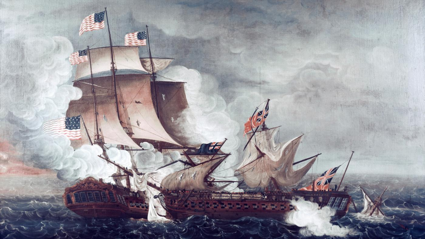 The War of 1812; A Matter of Pride