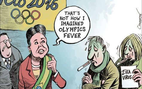2016 Summer Olympics; Is Rio Ready?